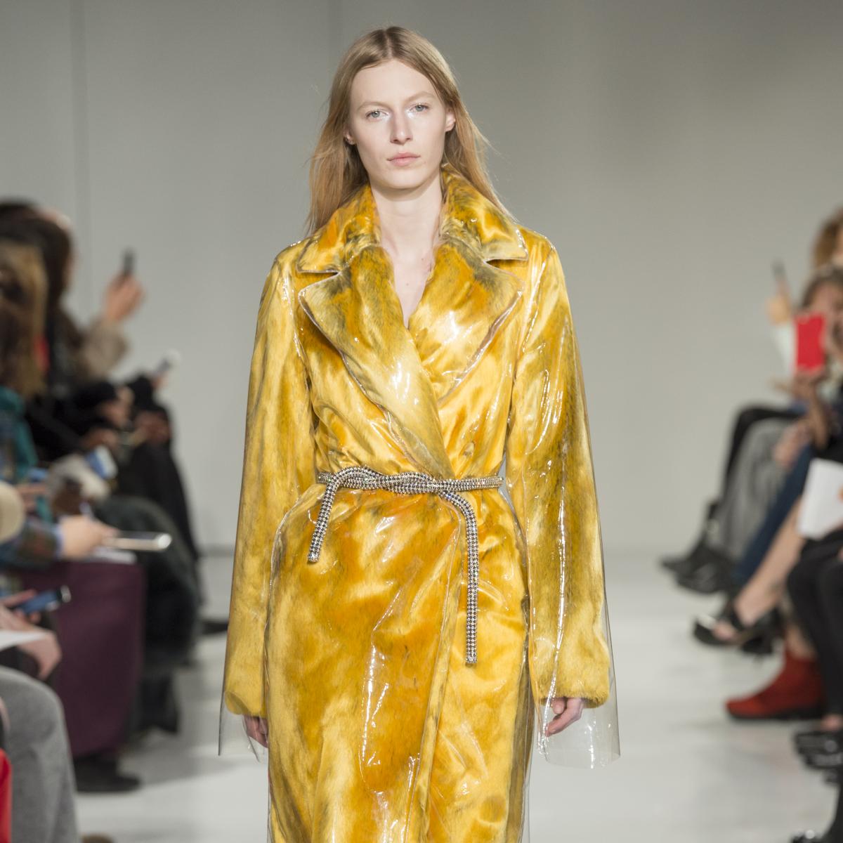 Calvin Klein fall 2017 look 24