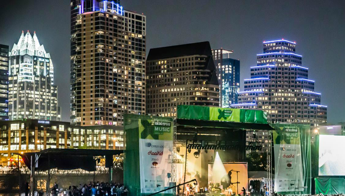 SXSW announces on-sale date for Austin-only wristbands for 2019 festival