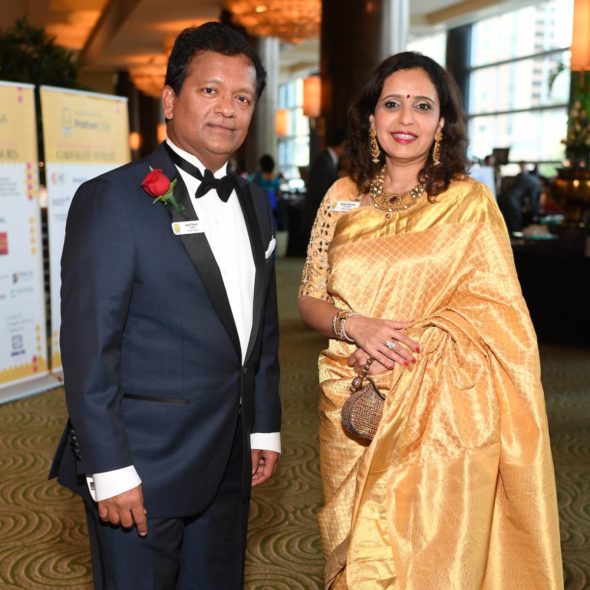 Pratham Gala, Ash Shah, Asha Dume