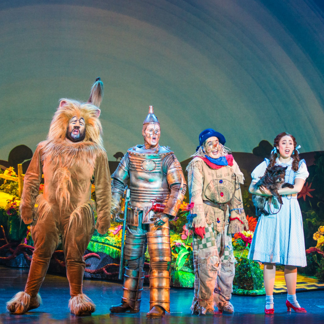 The Long Center presents The Wizard of Oz