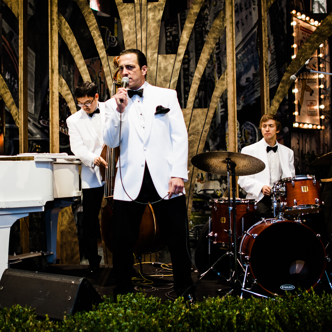 Hunter Sullivan Band at Crystal Charity Ball 2013