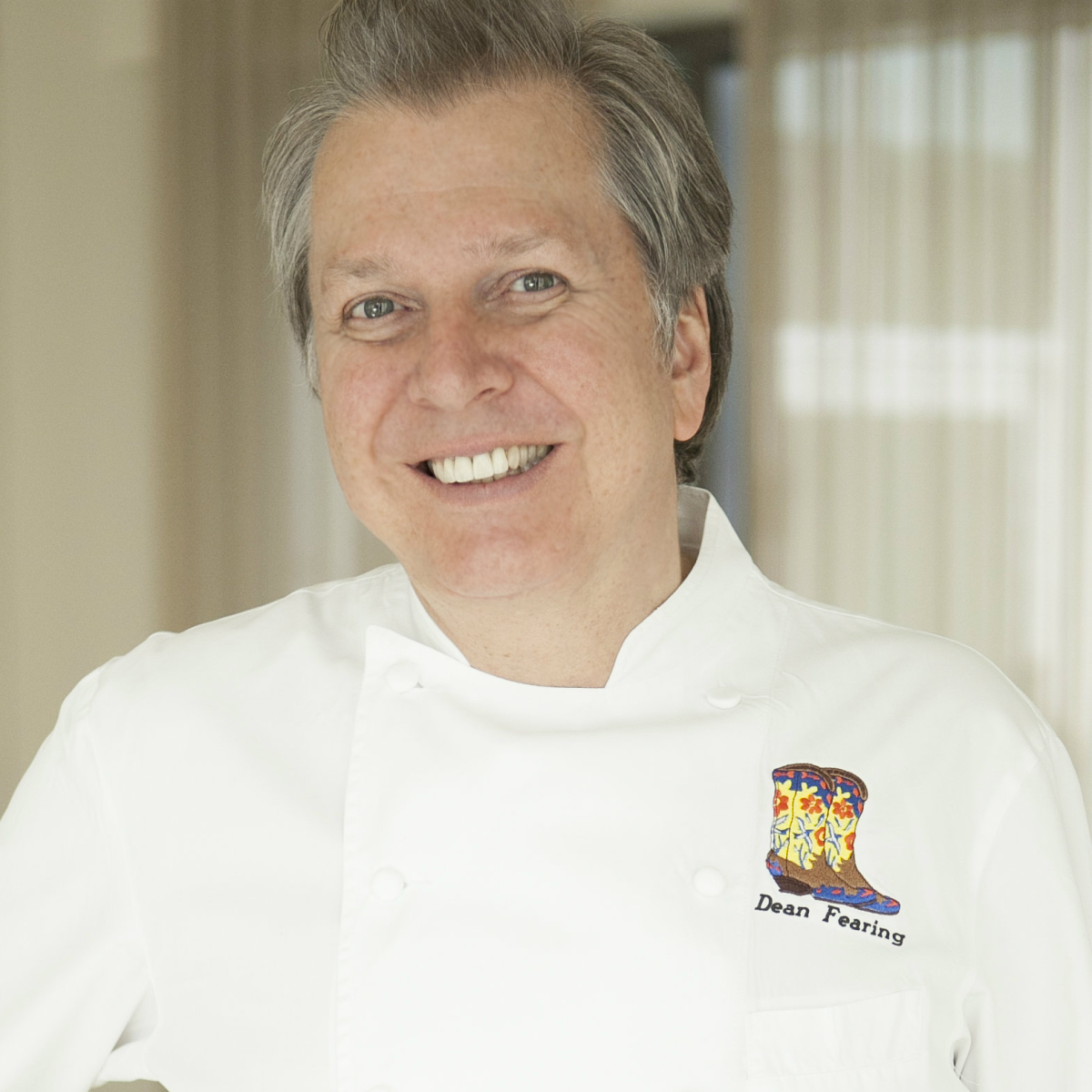 Dean Fearing of Fearing's Restaurant at the Ritz-Carlton, Dallas