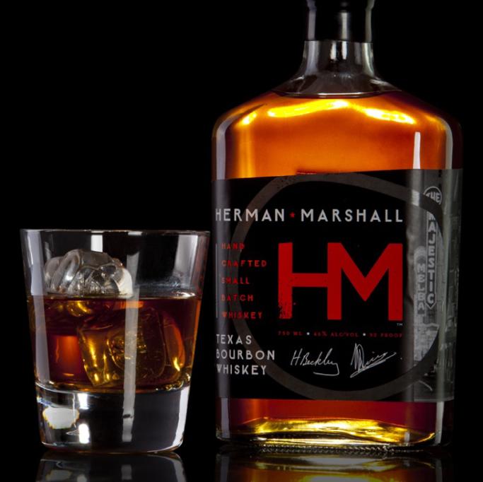 Herman Marshall Bourbon Whiskey