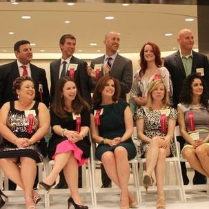 Leukemia & Lymphoma Society's 2014 Man and Woman of the Year Kick Off