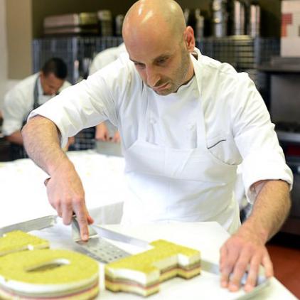 pastry chef Roy Shvartzapel Common Bond