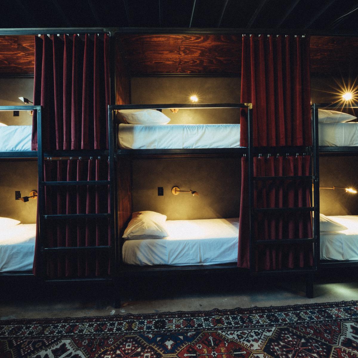 Native Hostel interior