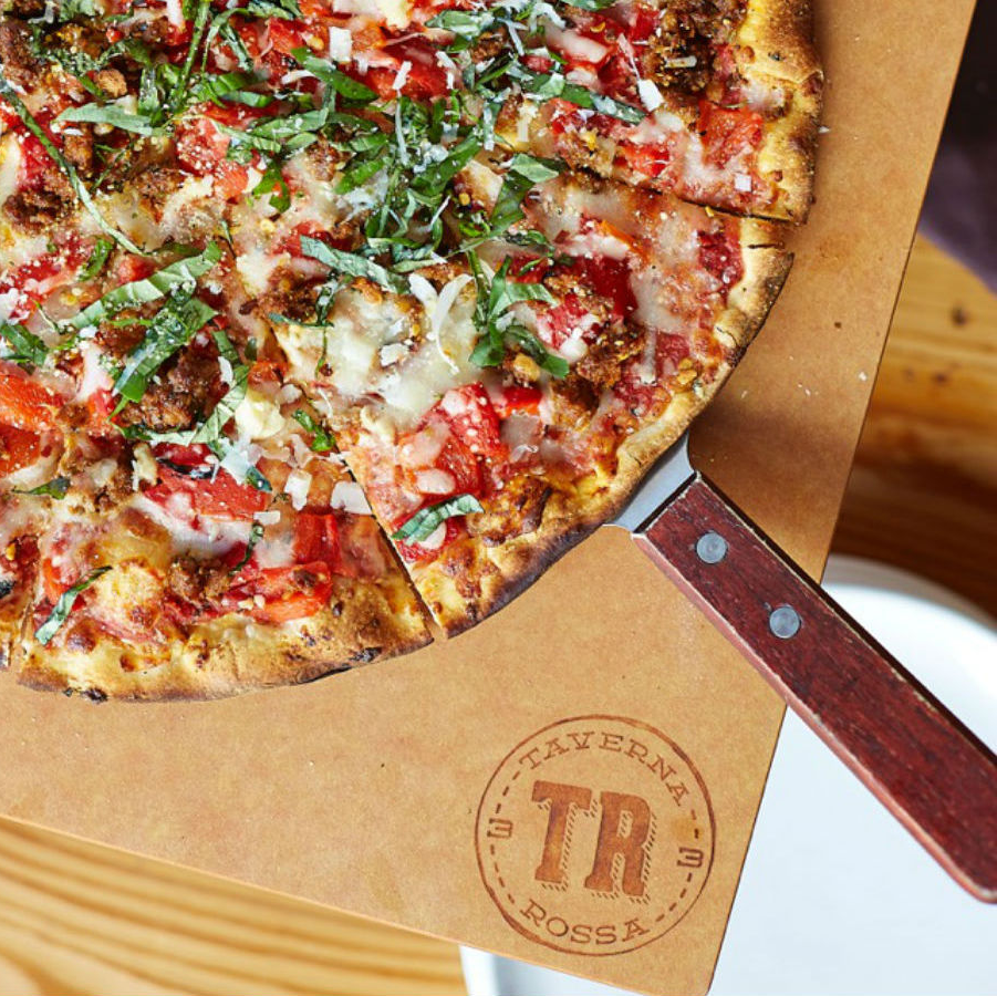 Taverna Rossa pizzeria in Plano