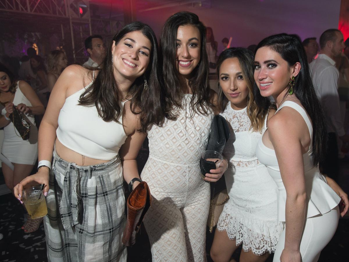 Gabriella Vals, Isabella Sanchez, Natalia de Santiago,Esther Hirsch