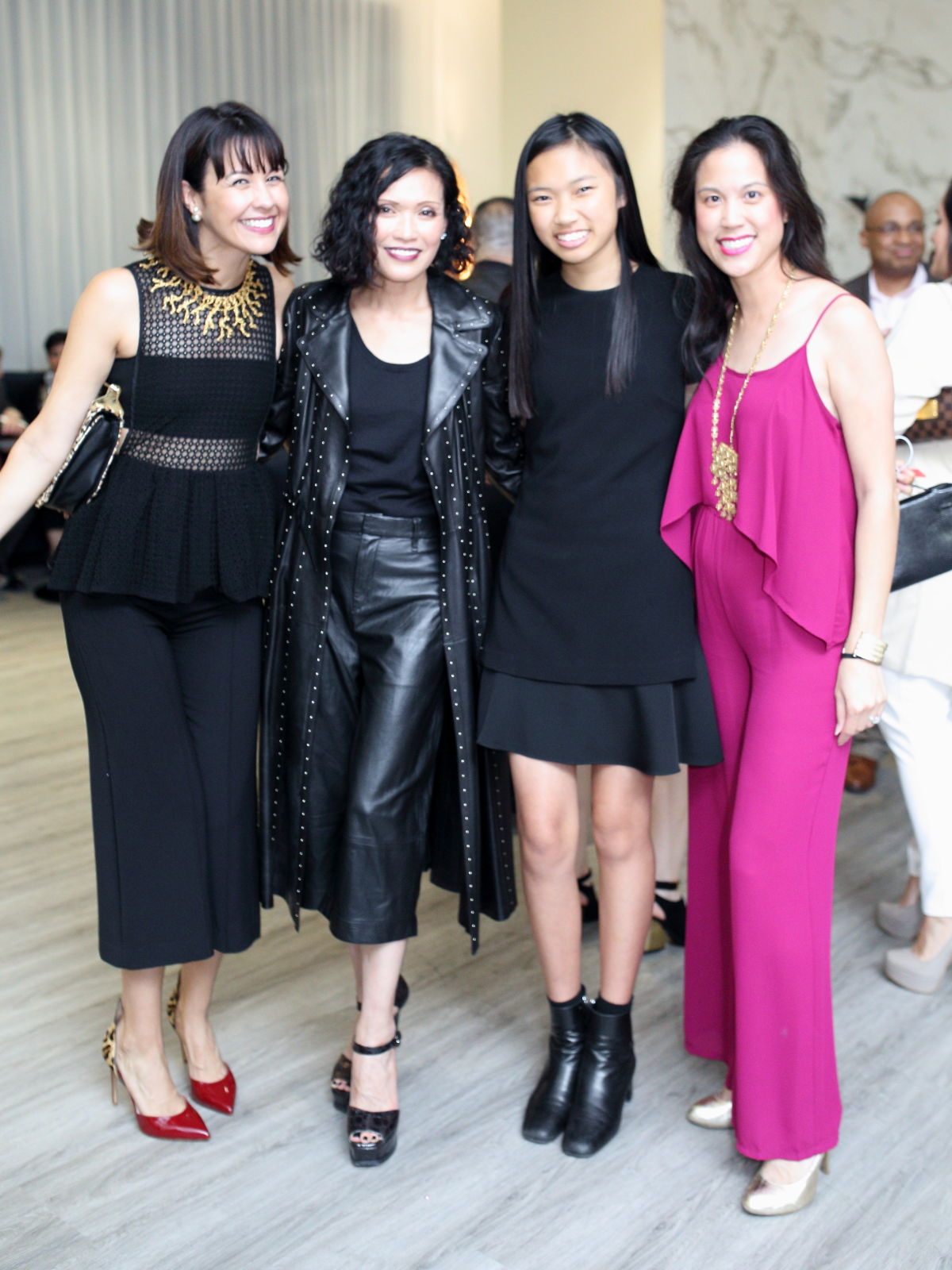 Houston, Carnaval De 51fifteen, May 2016, Carrie Colbert, Duyen Nguyen, Anais Nguyen, Marie Dang