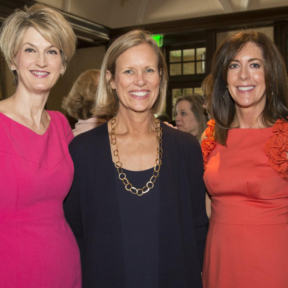 Kristi Francis, Pam Carey, Cathy Wood