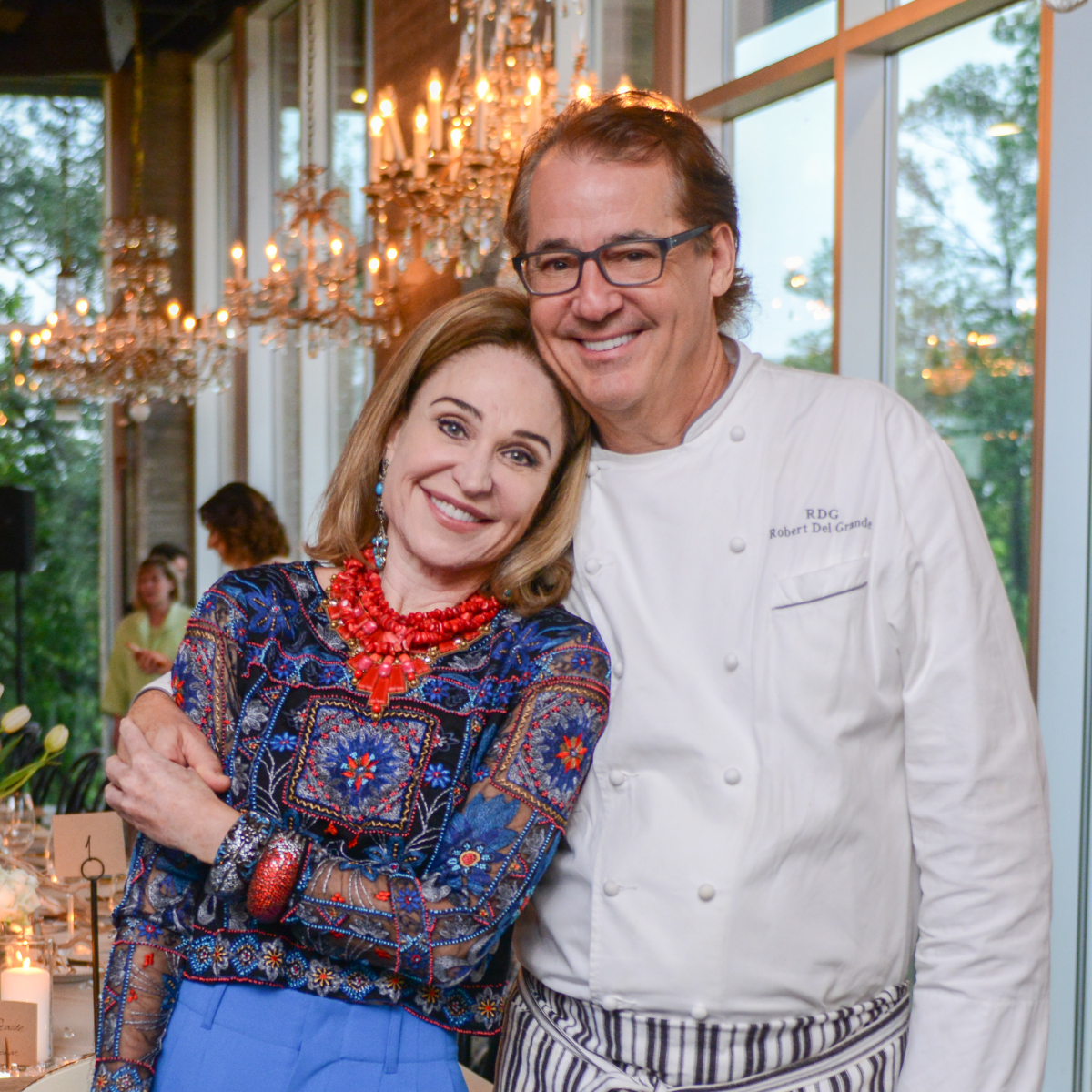 Recipe for Success 10th anny dinner, 5/16  Becca Cason Thrash, Robert Del Grande