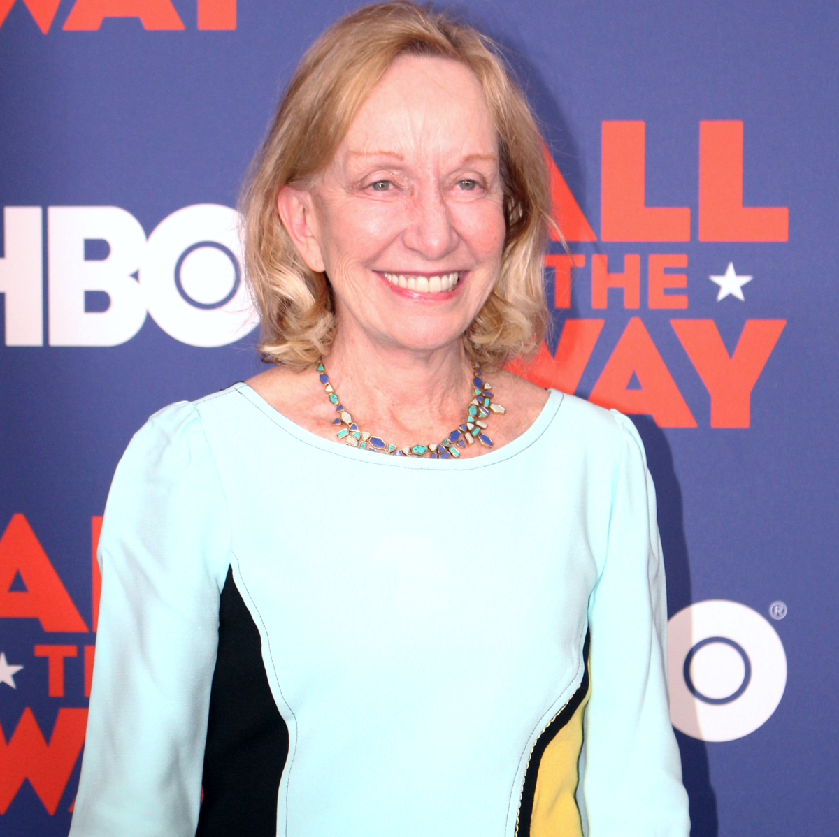 Austin premiere HBO film All the Way LBJ red carpet Doris Kearns Goodwin