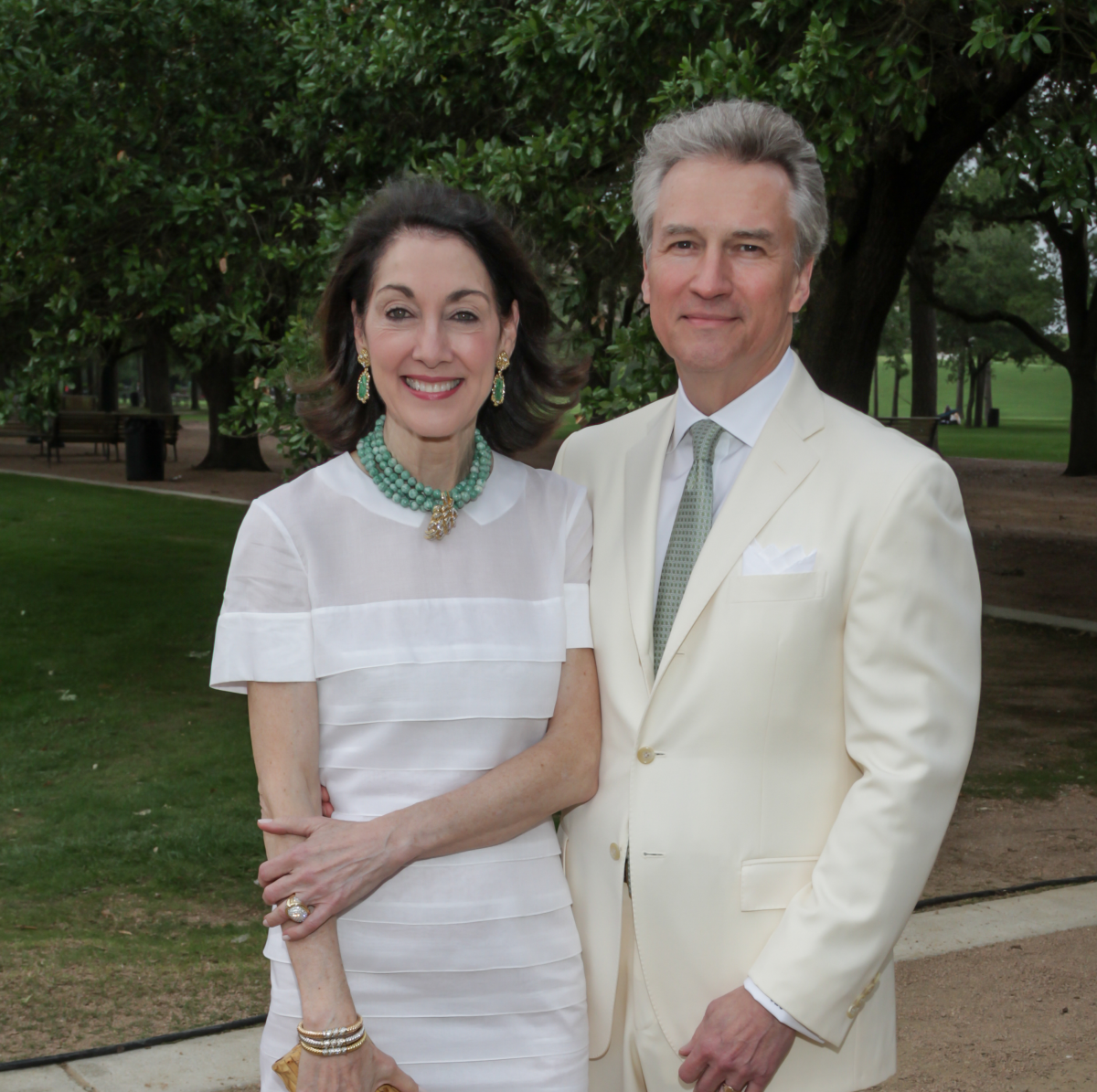 Hermann Park Evening in the Park 5/16, Susie Criner, Sanford Criner