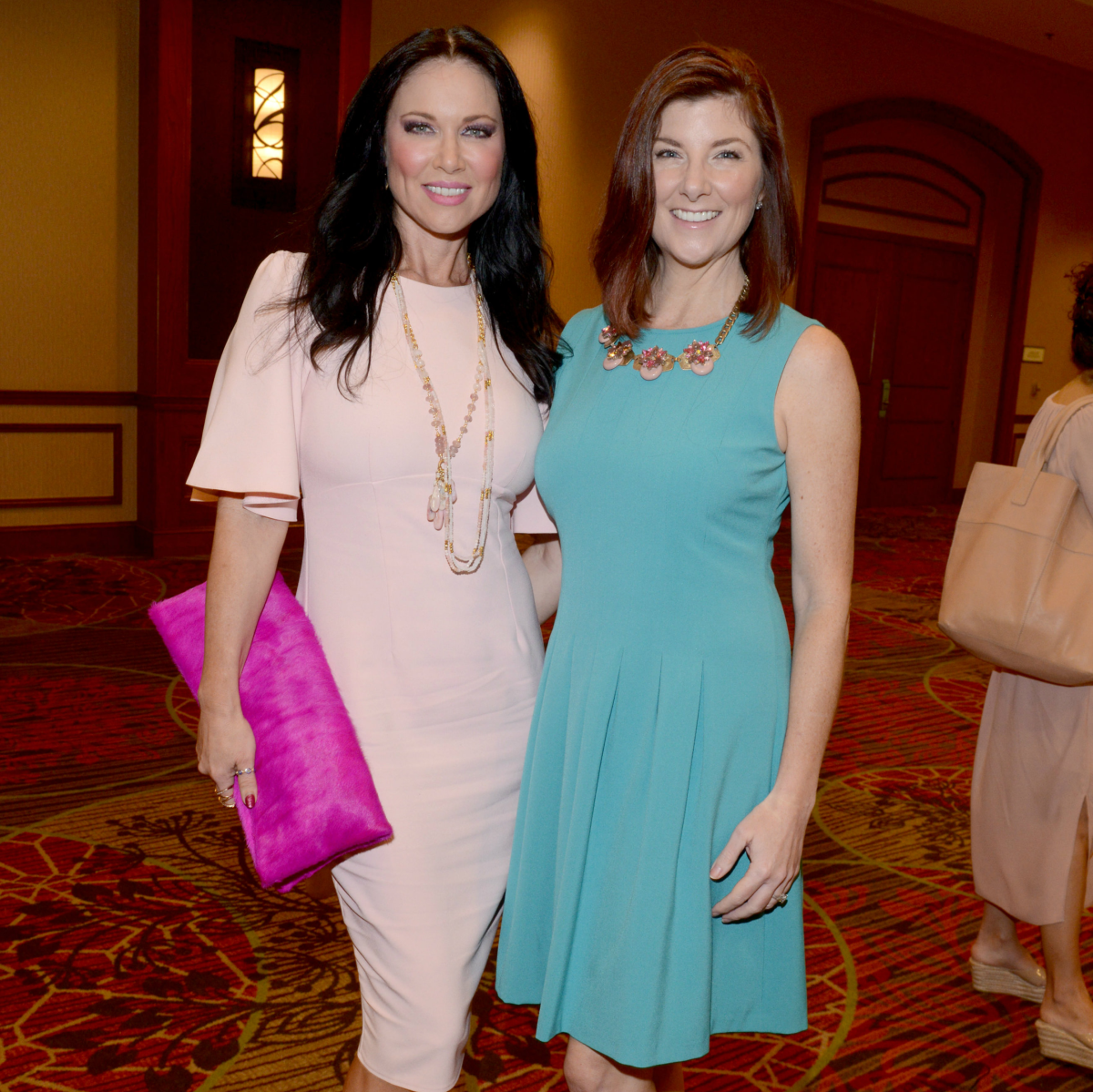 LeeAnne Locken, Cynthia Smoot