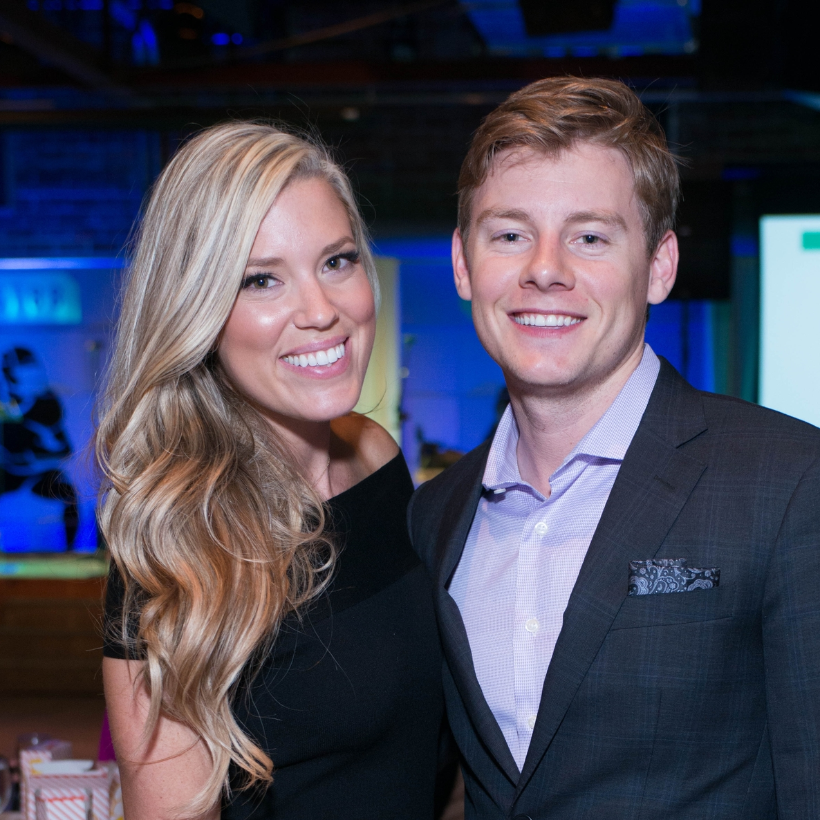 Project 88 gala, 4/16, Holly Alvis, Austin Alvis
