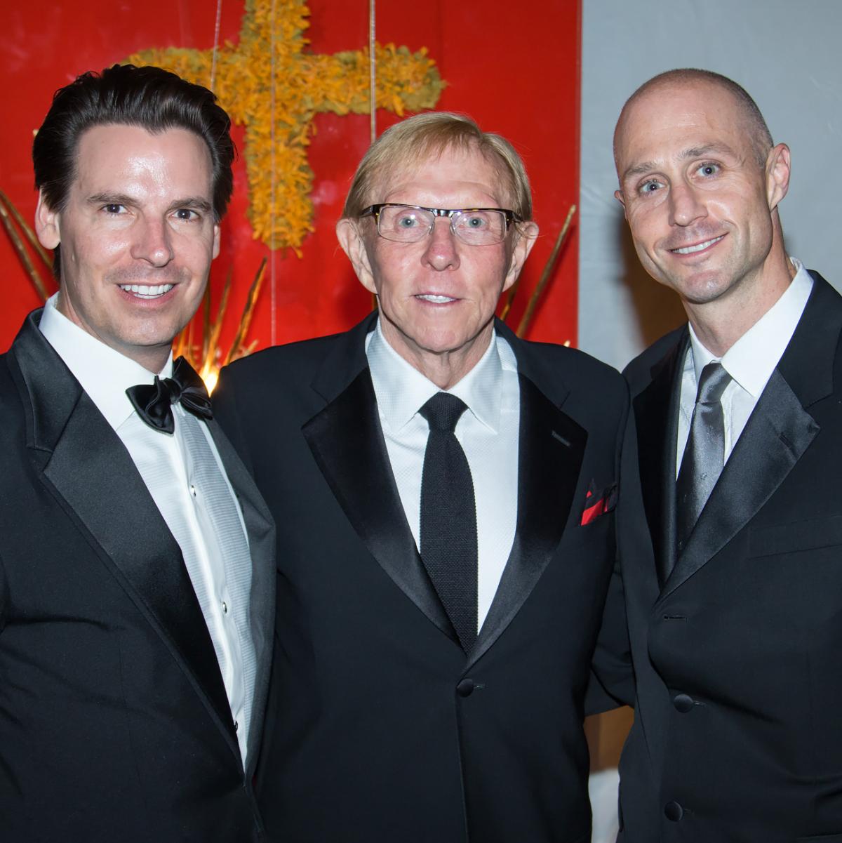 Chris Trowbridge, Steve Durham, Bill Durham