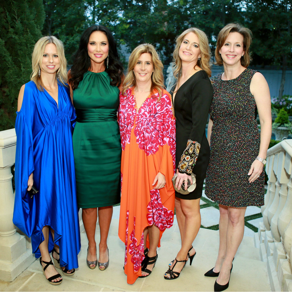 Missy Phipps, LeeAnne Locken, Melissa Cary, Holly Reed, Laura Downing