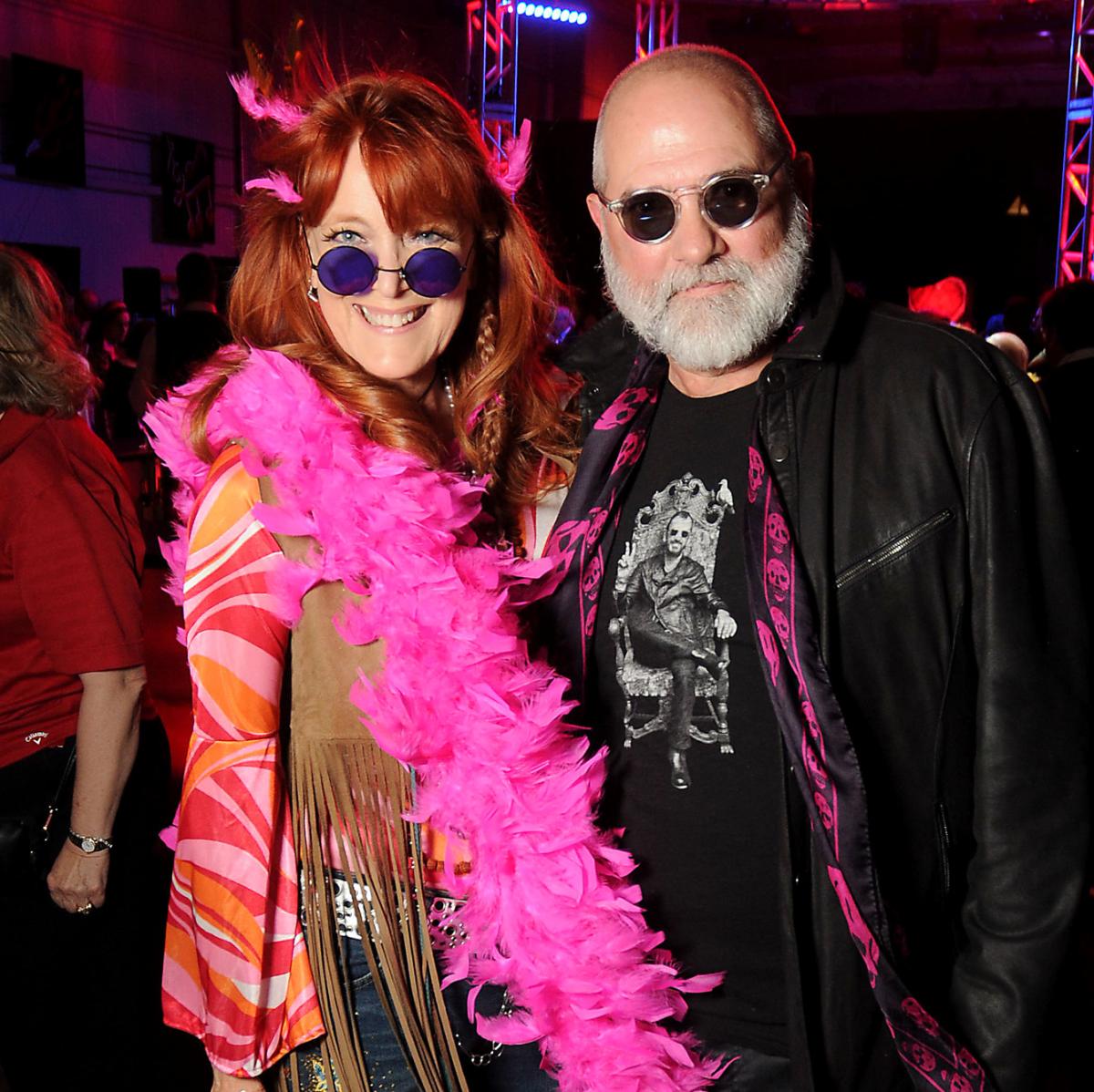 Alley Gala 4/2016, Gracie Cavnar, Bob Cavnar