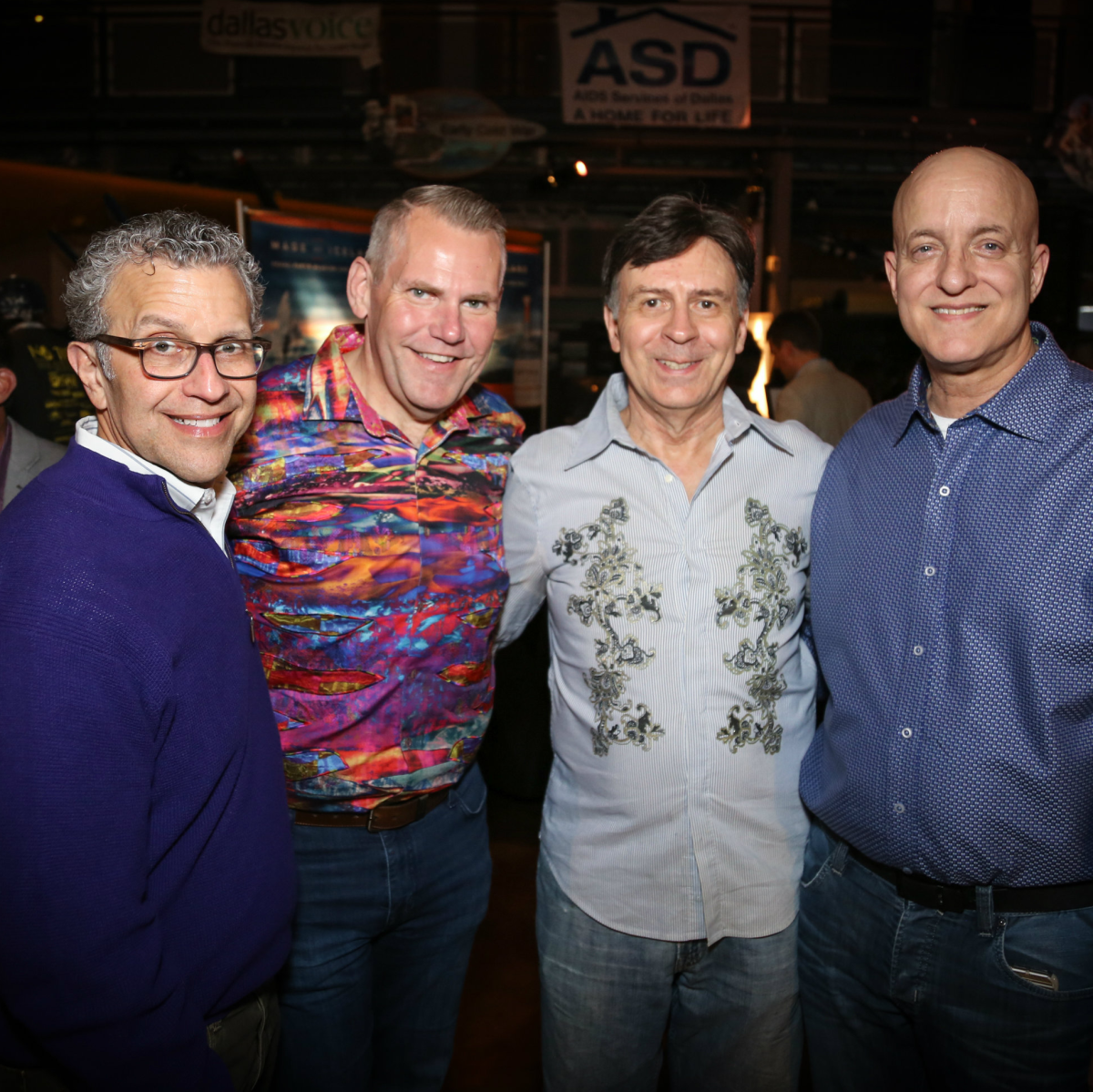 Dan Cohen, Will Dooley, Don Geiser, Marty Ruben