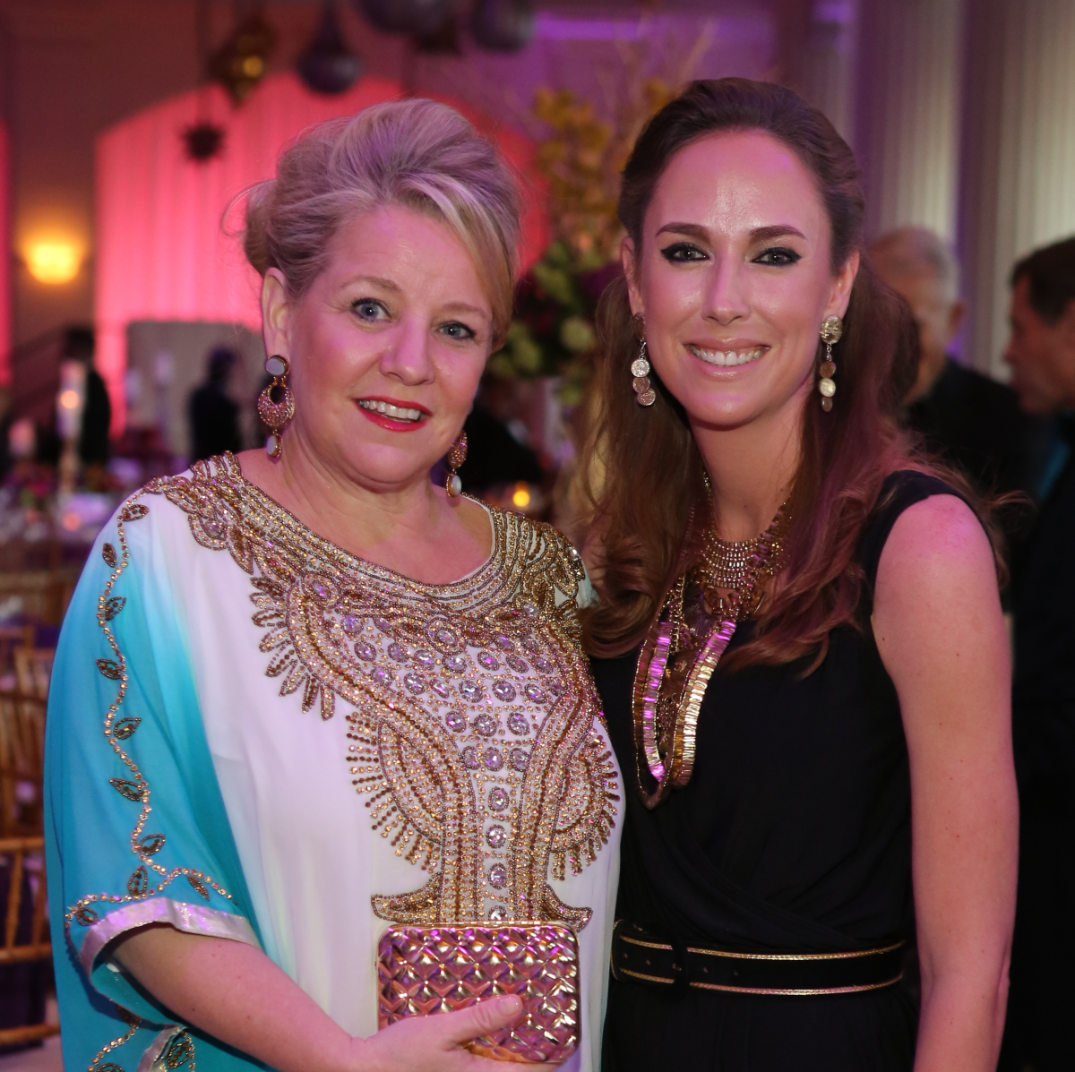 SPA gala, April 2016, Elizabeth Vail, Rolin Golden