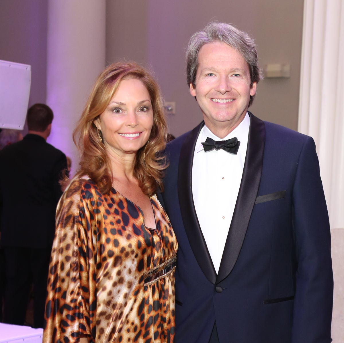 SPA Gala, April 2016, Judy McCartney, Jimmy McCartney