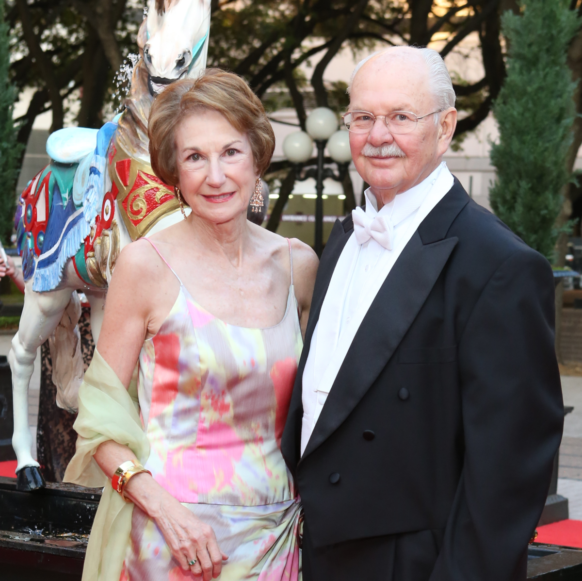 Houston Grand Opera Ball, 4/16 Laura McWilliams, Brad McWililams