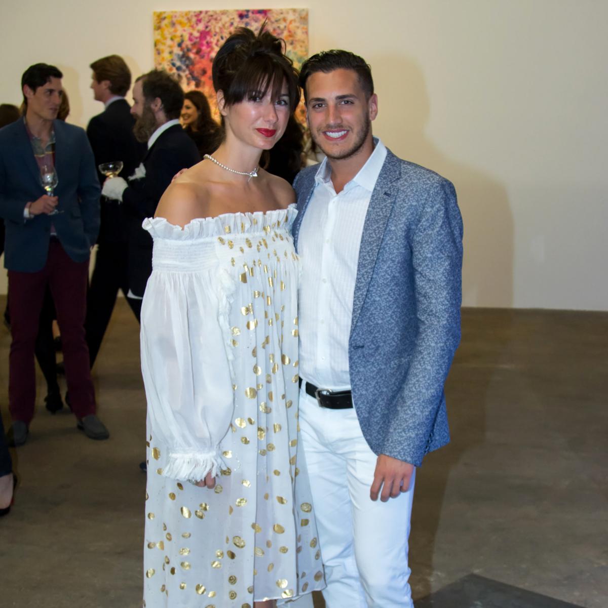 Jessica Watts, Vito Cammisano