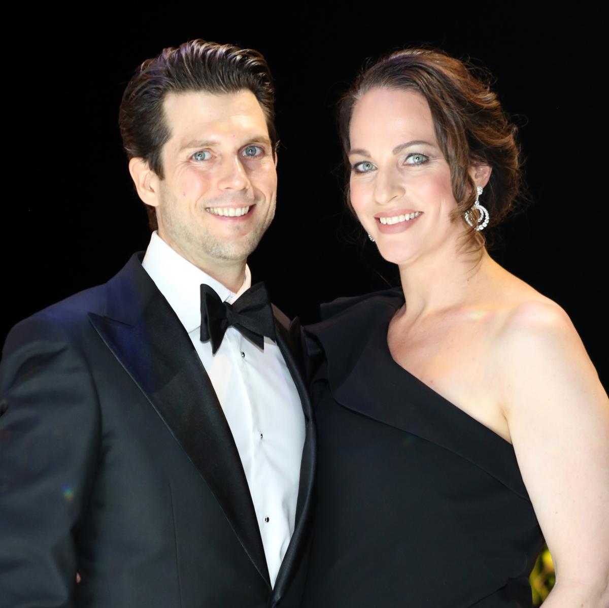 Mercury Gala, April 2016, Tory Watson, Natalie Watson