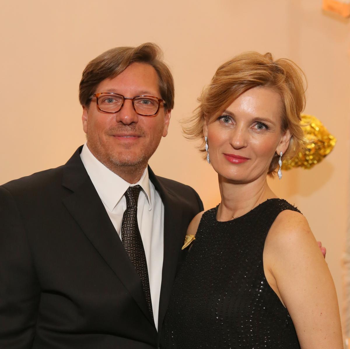 Blaffer Gallery Gala, April 2016, Kris Stuart, Christiane Stuart