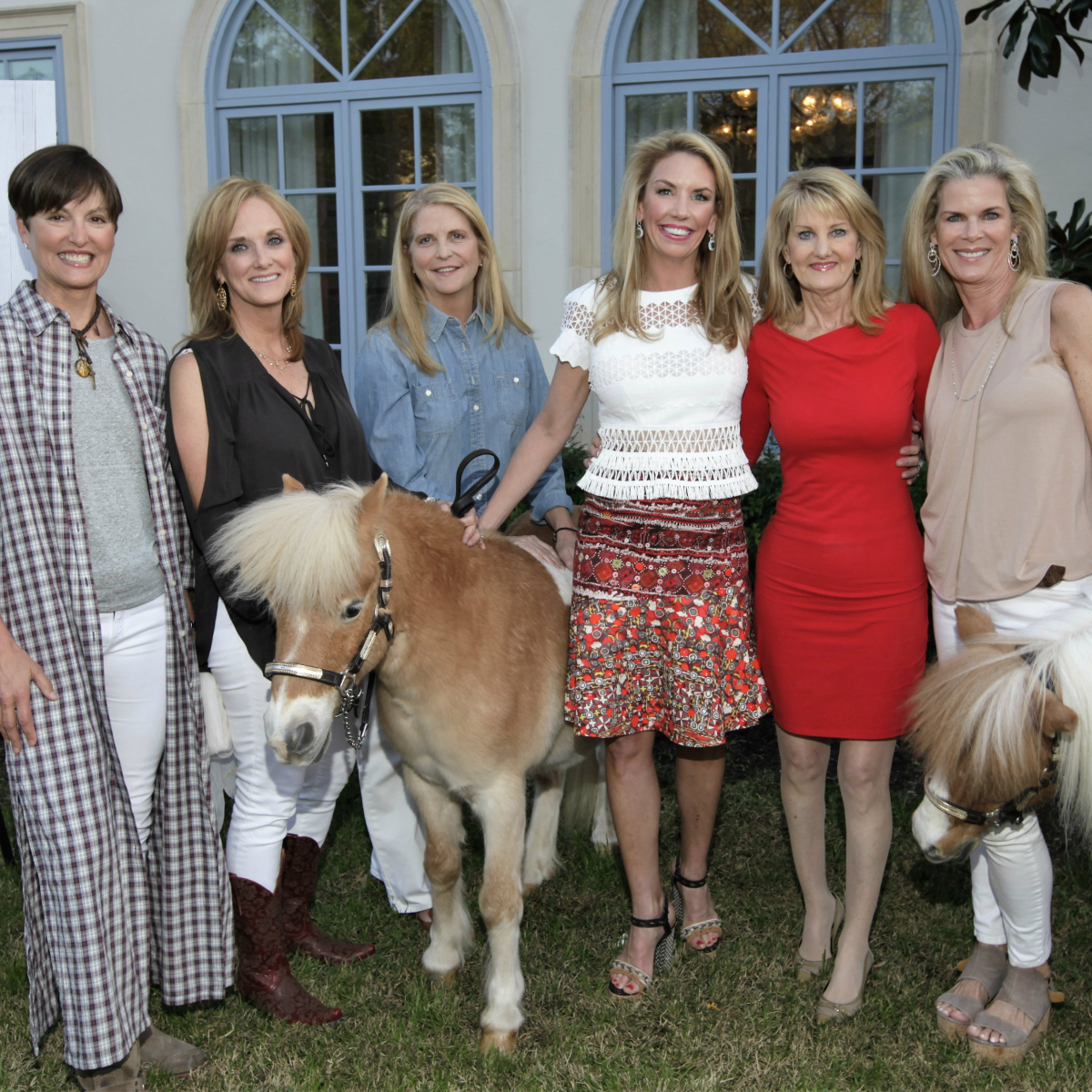 Terri Sue Wensinger, Kristin Reed, Mary Hawkins, Helena Wall, Karen Smith, Lezlie Noble