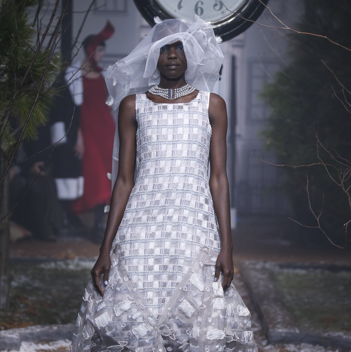 Thom Browne fall 2016 collection look 41