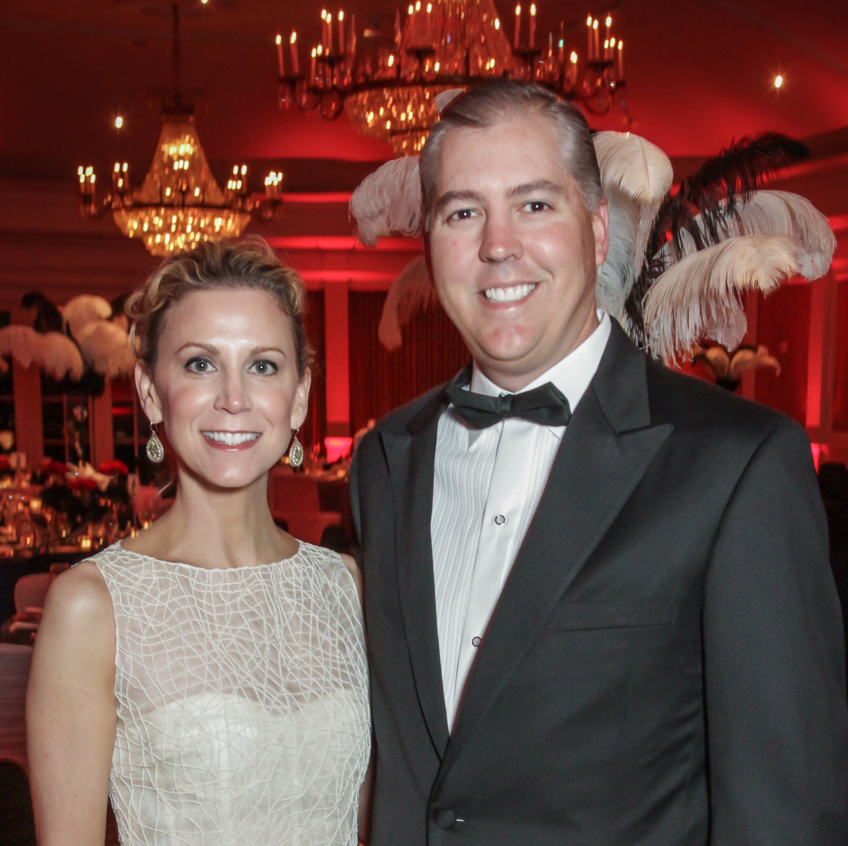 Pearl Ball, Feb. 2016, Courtney Hill Fertitta, Jason Fertitta