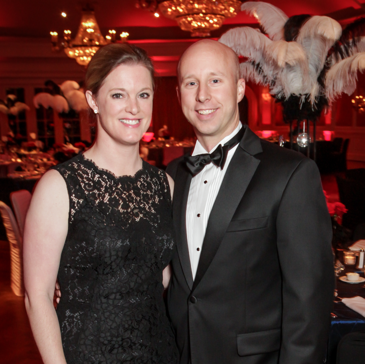 Pearl Ball, Feb. 2016, Ruthie Miller, Adam Miller