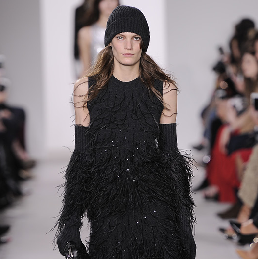 Michael Kors fall 2016 collection look 50