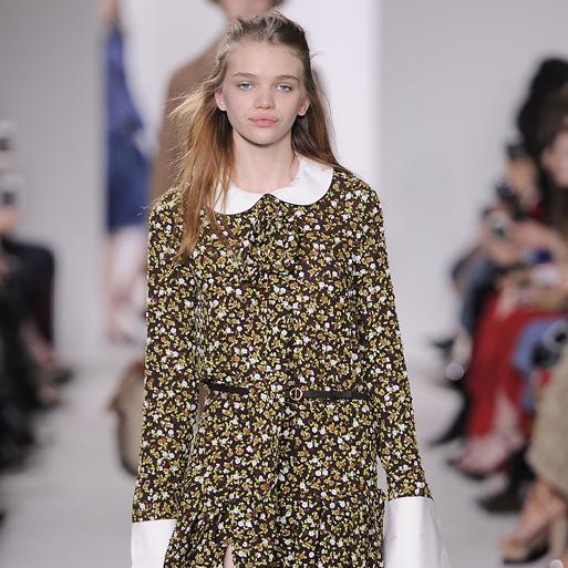 Michael Kors fall 2016 collection look 11