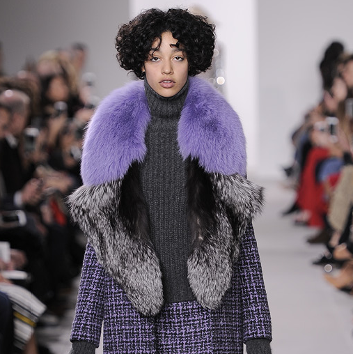 Michael Kors fall 2016 collection look 21
