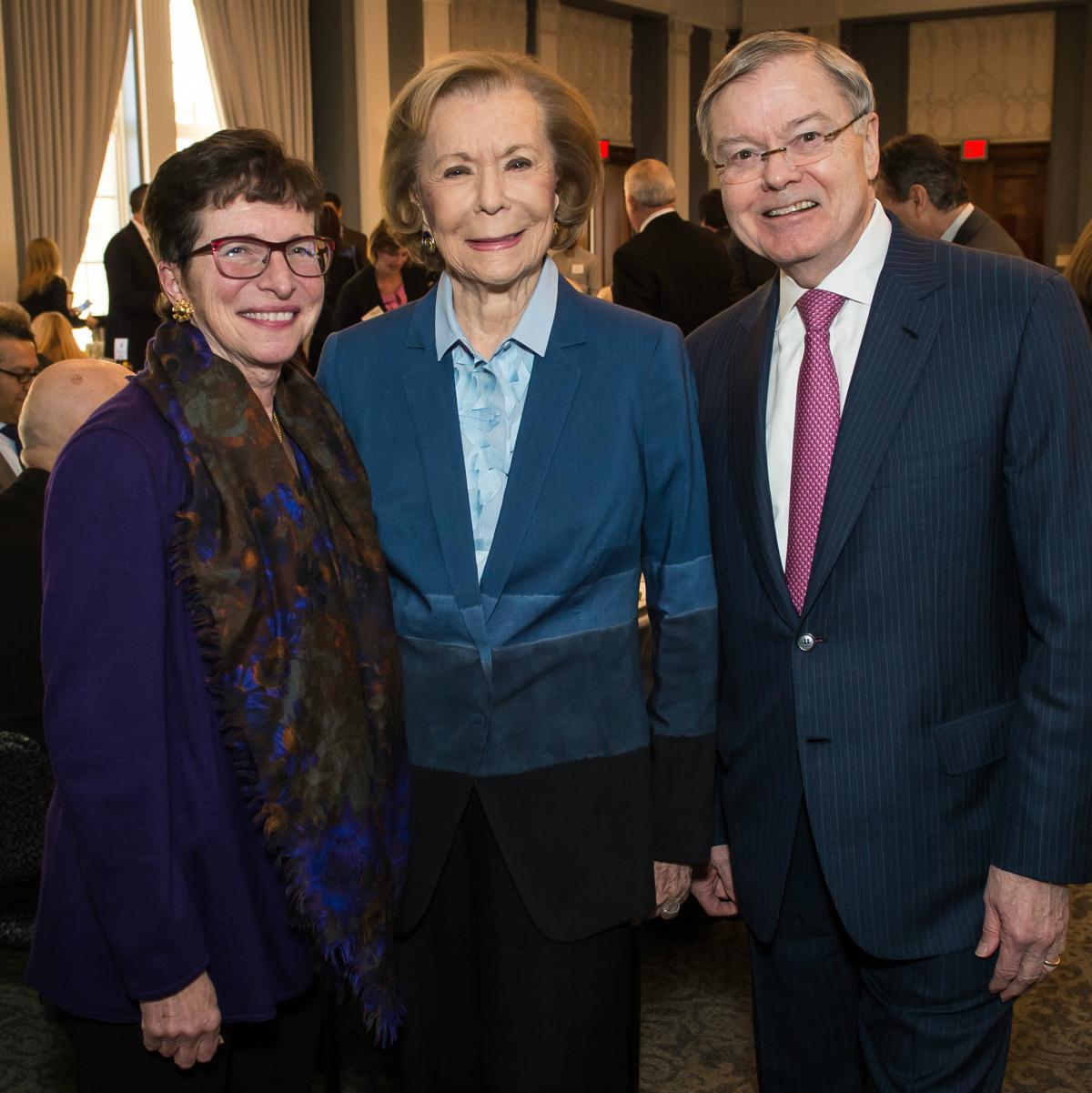 Diane Brierley, Ruth Altshuler, Hal Brierley