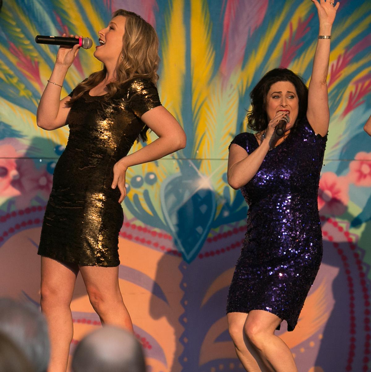 Junior League Gala, Feb. 2016, talen show