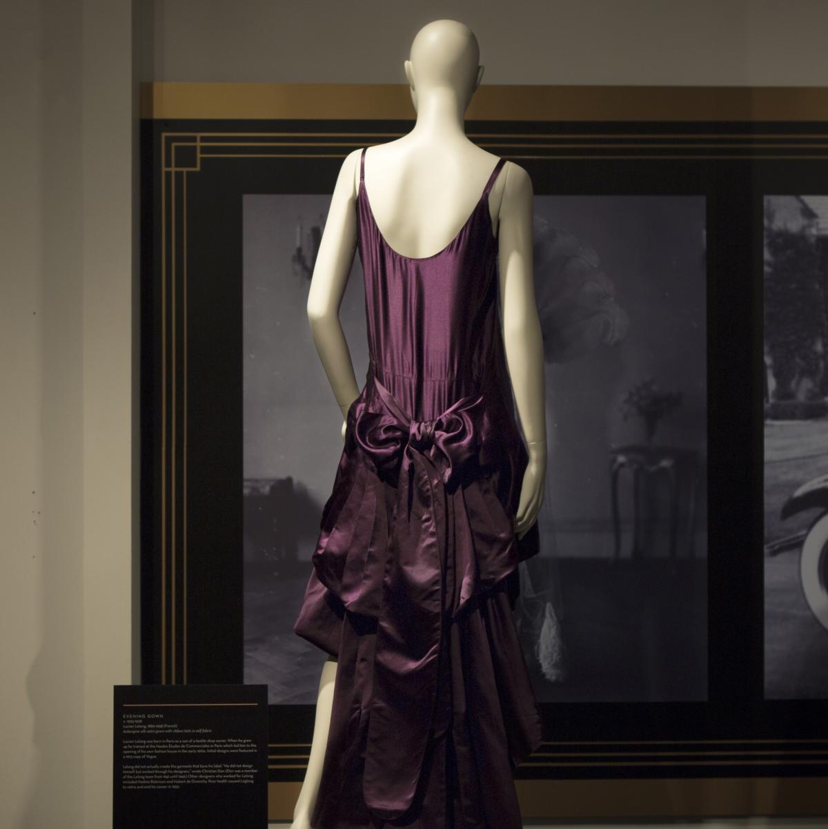Galleria Dallas Decadence exhibit