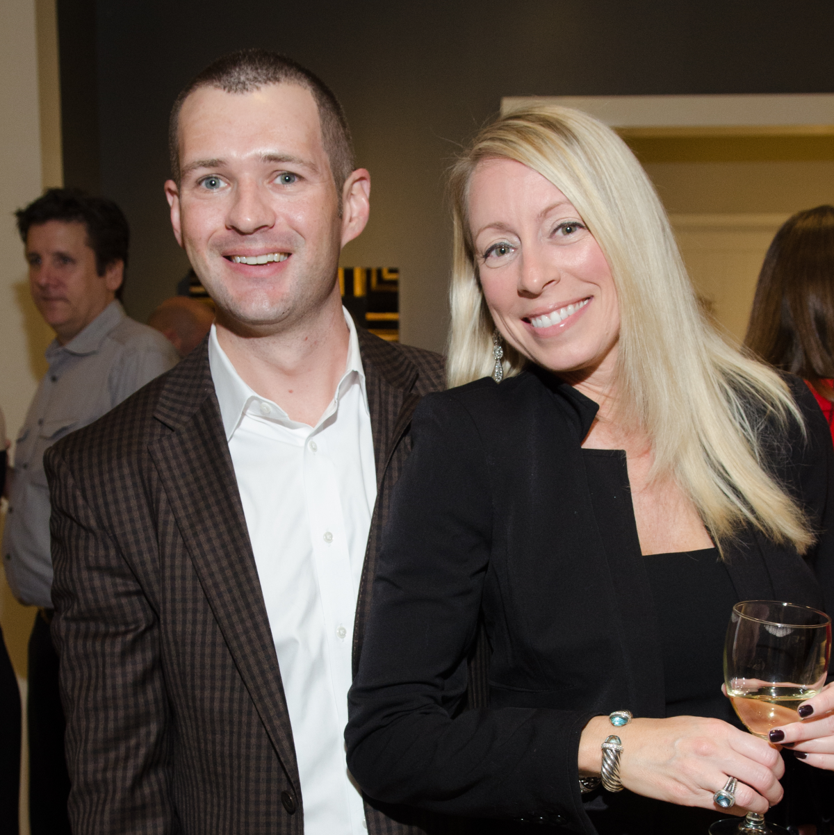 News, PetSet Gifting, Dec. 2015 Travis Harper, Deena Carstens Munn