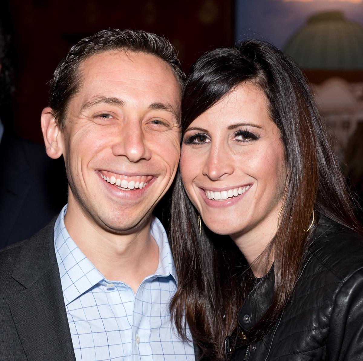 News, NCJW gala, Nov. 2015, Brian Abramson, Lori Abramson.