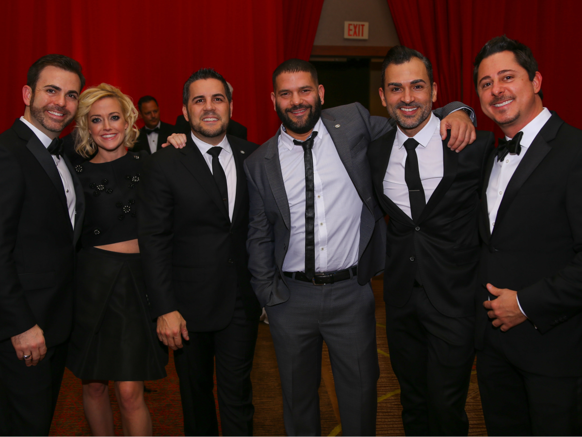 Will Sale, Lanie Krister, Jeff Zarillo, Guillermo Diaz, Paul Katami, Danny DiGiacomo