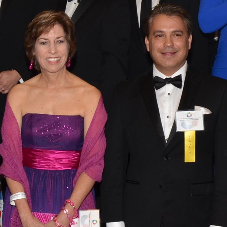 News, Shelby, Hispanic Chamber gala, Nov. 2015, Dr. Ellen Ochoa, Robert Tijerina