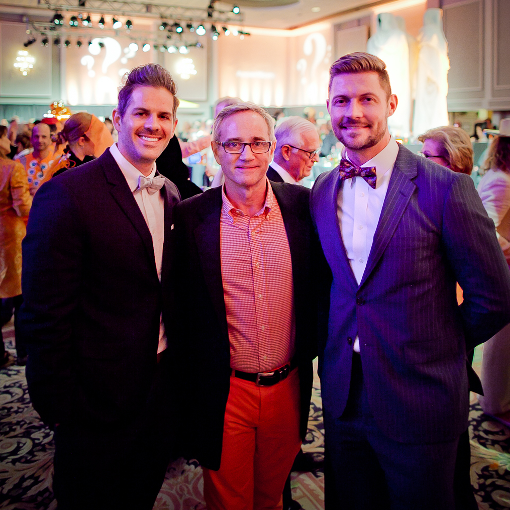 Orange Show Gala Eric Turner, Wayne Blosat, Morné Coetzer
