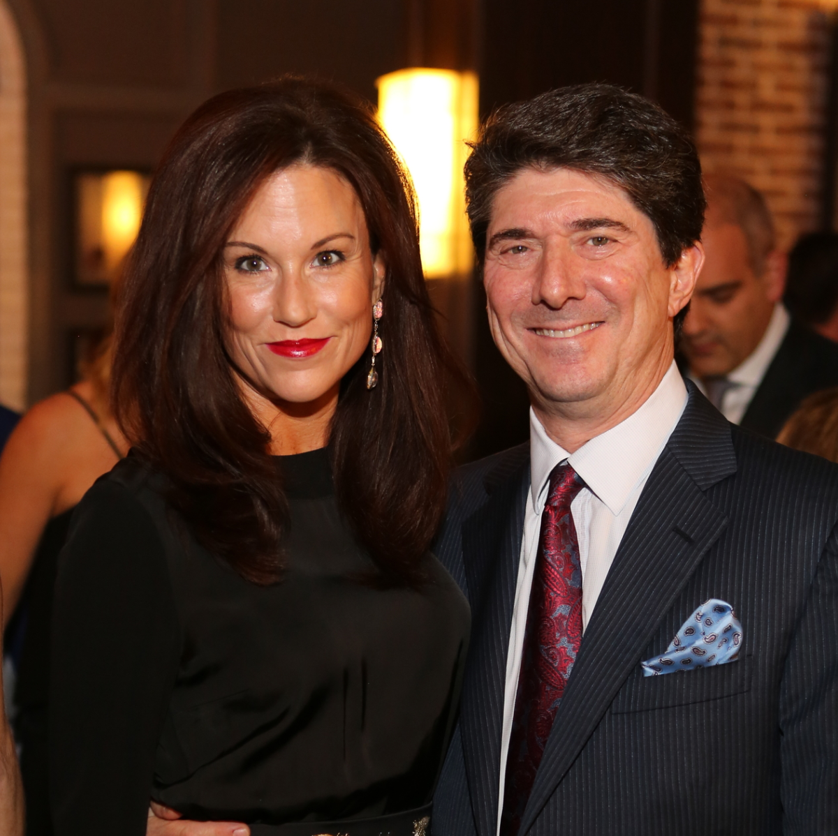 News, Shelby, Catwalk for a Cure, Nov. 2015, Norelle Becker, Brian Becker
