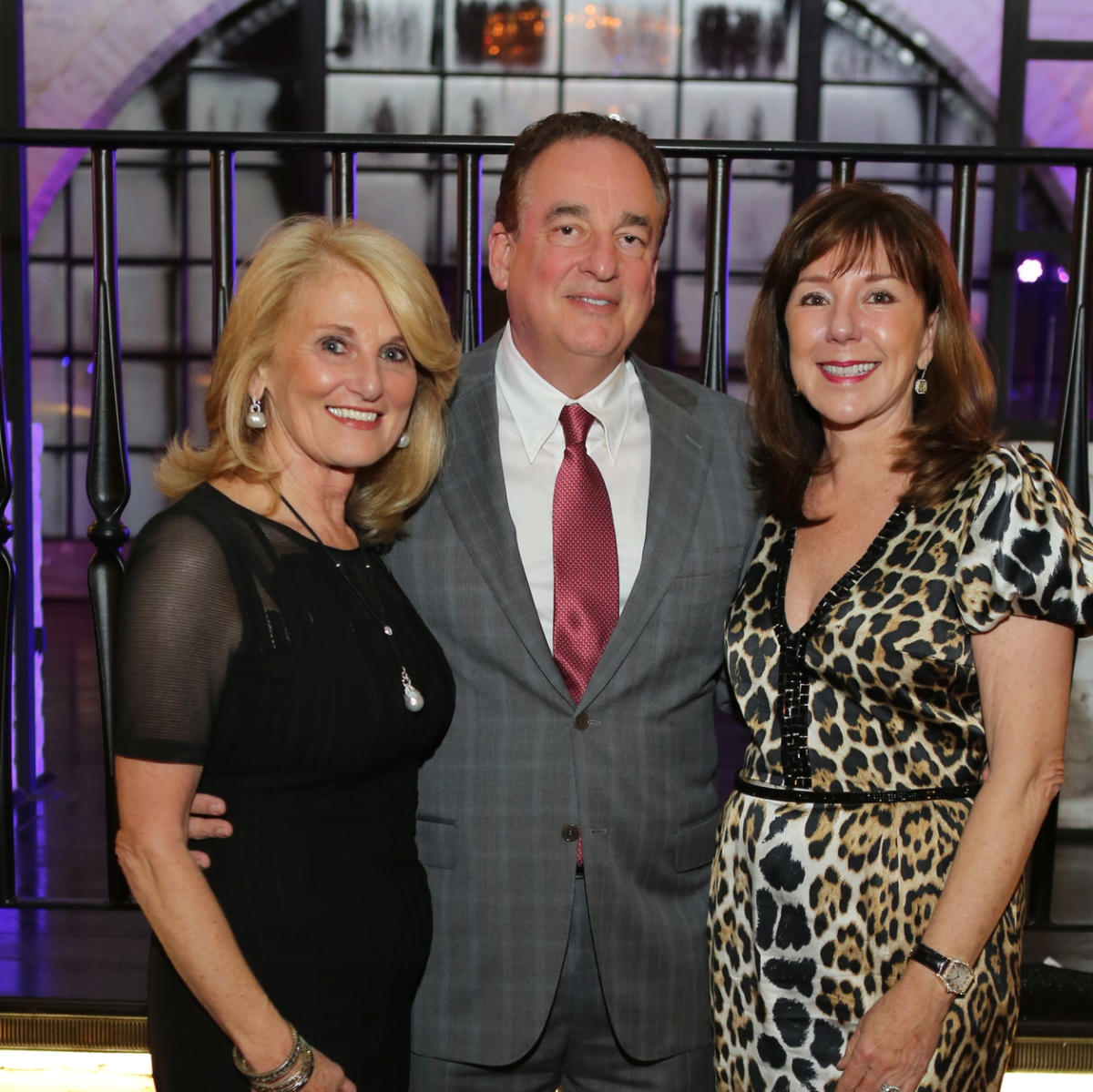 News, Shelby, Catwalk for a Cure, Nov. 2015, Denise Monteleone, Alan Stein, Elizabeth Stein