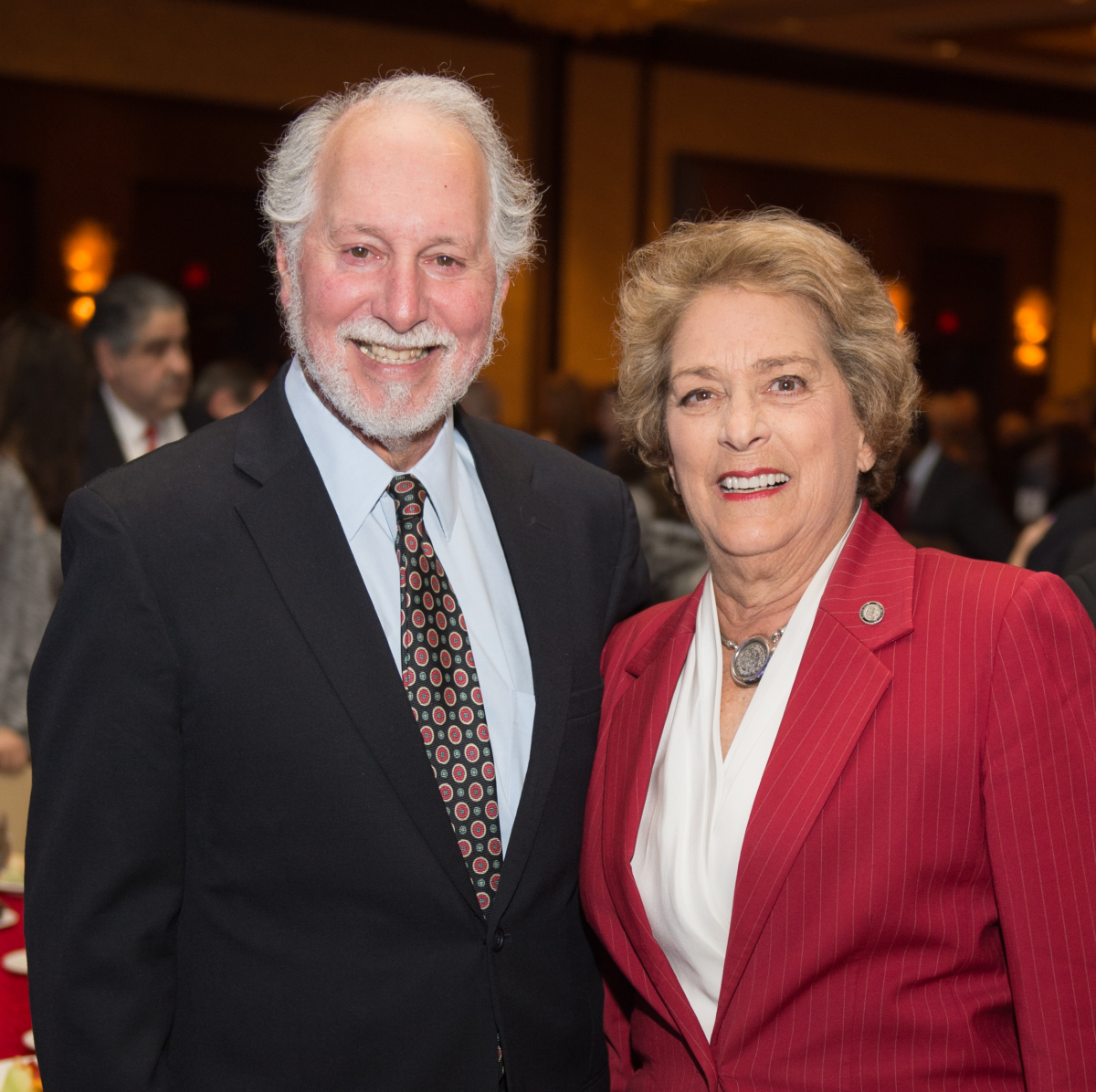 News, Shelby, Holocaust museum luncheon, Nov. 2015, Rabbi Roy Walter, Ellen Cohen
