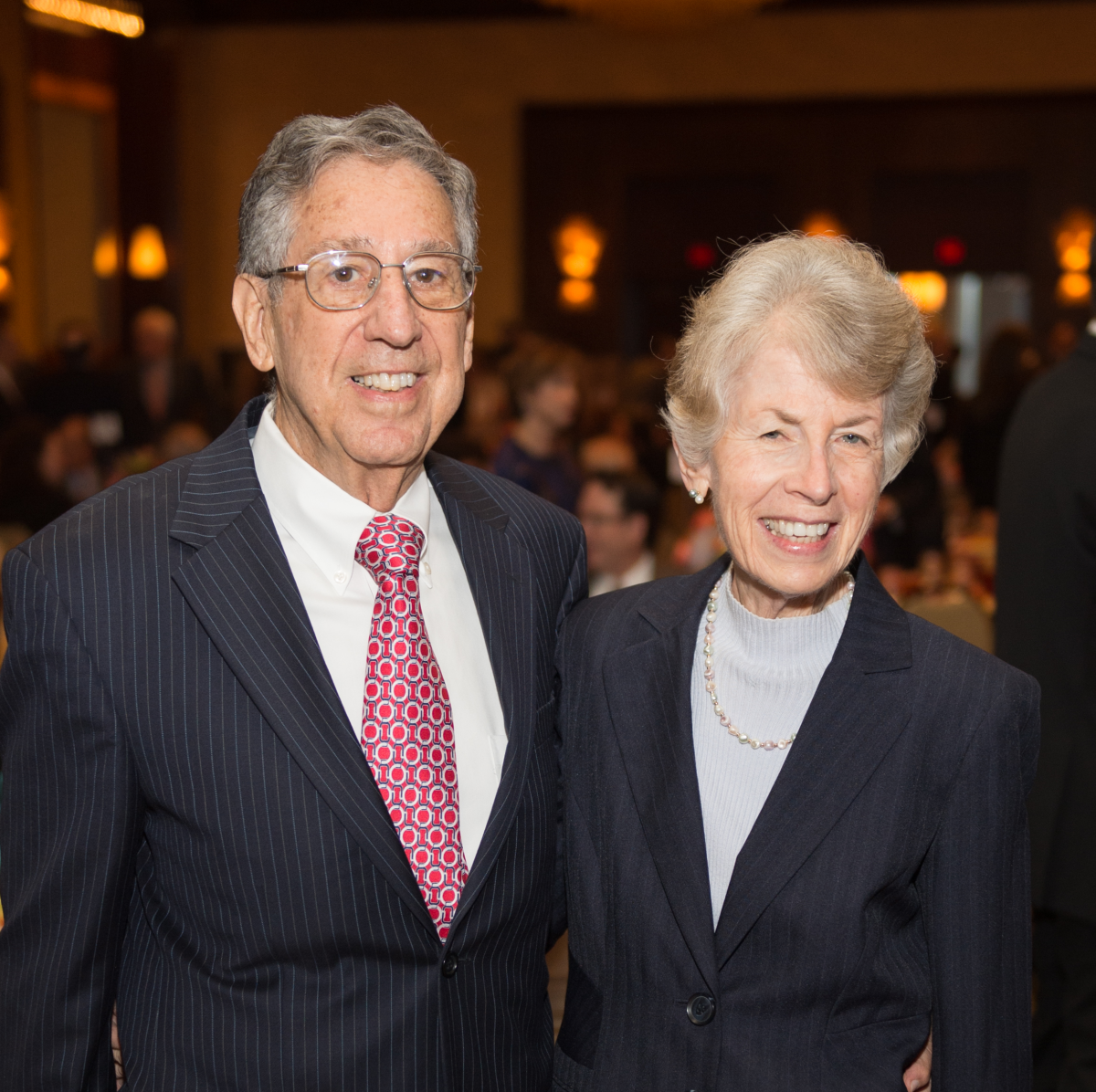 News, Shelby, Holocaust  useum luncheon, Nov. 2015,  GF_228 Richard Lowenstern, Cynthia Lowenstern
