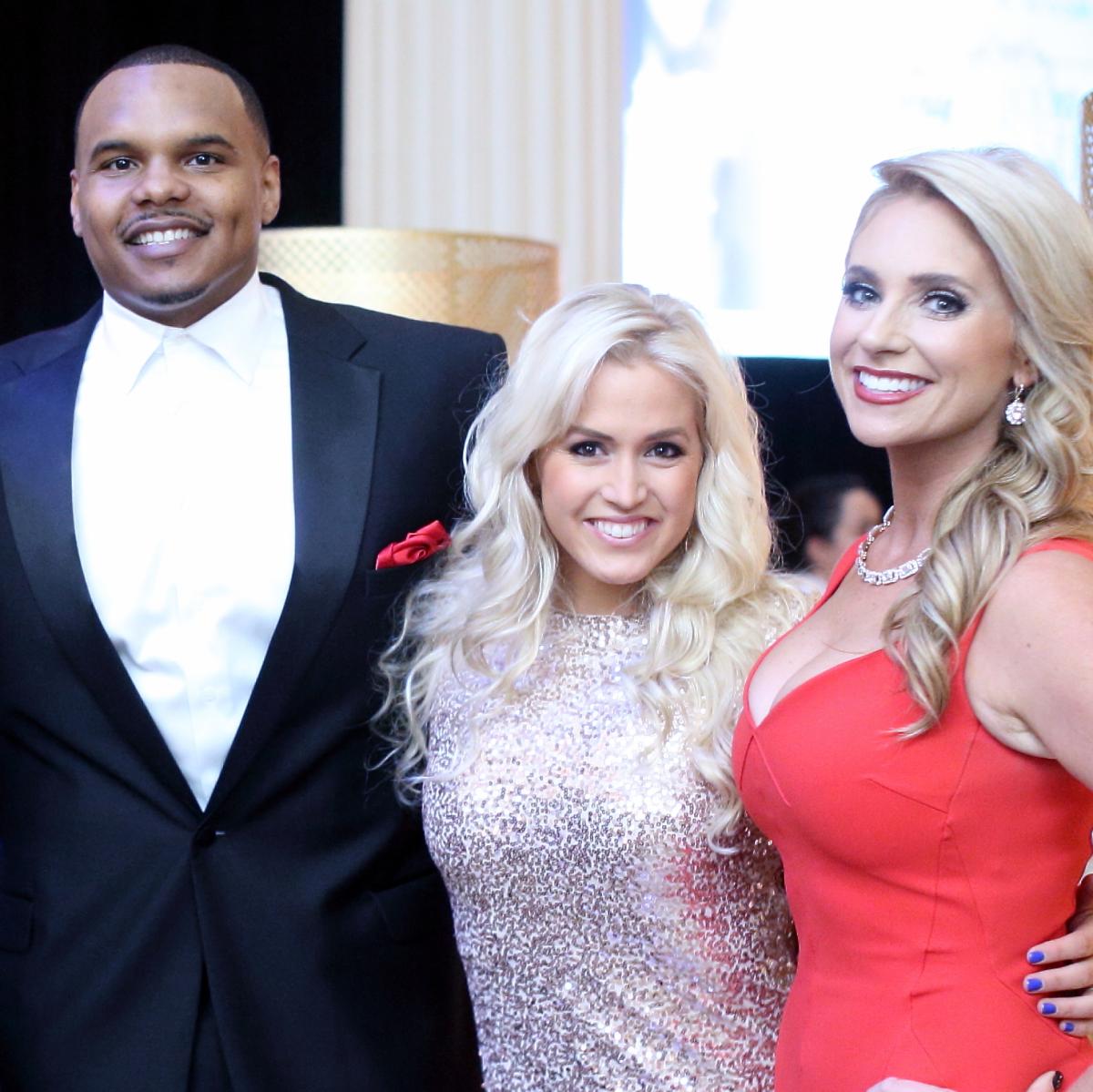 Houston, Jamies Hope Gala, October 2015, LaToya & Chester Pitts, Ericka Graham, Chita Johnson