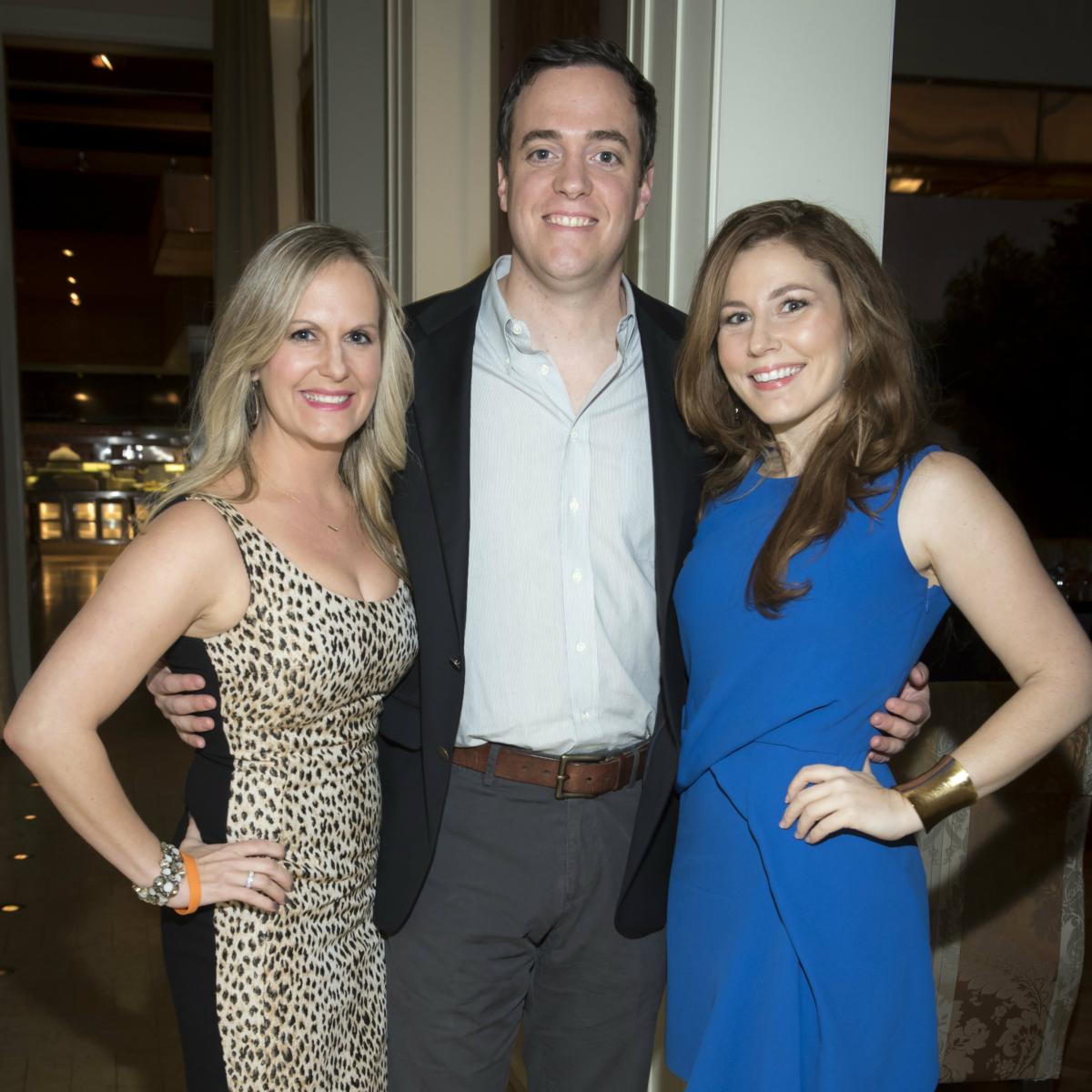 Sarah Groves, Will Groves, Katherine Harper
